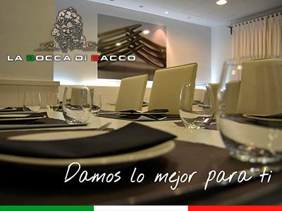La Bocca Di Bacco Restaurante