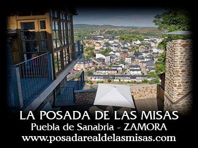 """Posada Real de """"Las Misas"""""""