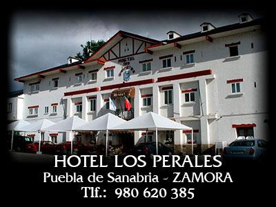 Hotel Los Perales - Sanabria - Zamora